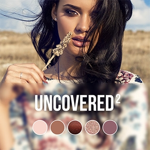 Uncovered2 gel nail polish colour collection