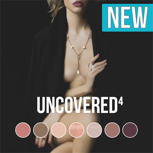 Uncovered4 gel nail polish colour collection