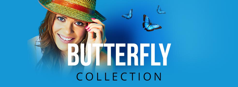 Butterfly Nail Polish Colourfull Collection - Pink Gellac