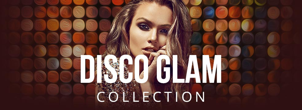 Disco Glam The Pink Gellac Party Collection