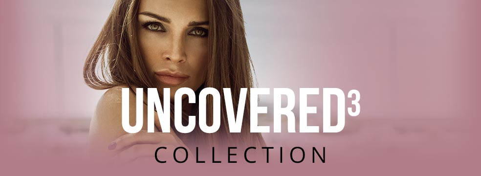 Uncovered3 Gel Nail Polish Collection by Pink Gellac