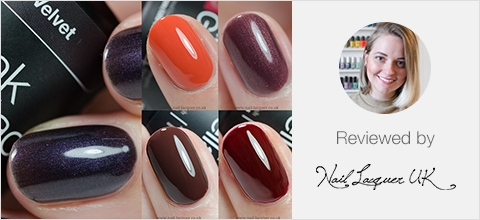 Pink Gellac Reminiscence Collection Review 01
