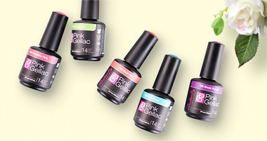Gel Nail Polish Colours